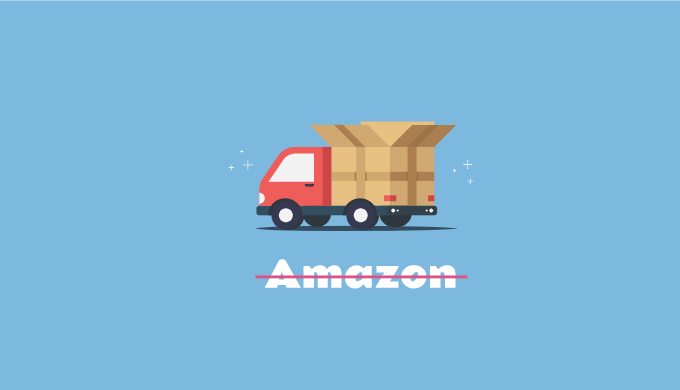 Amazon 撤退 Tmg