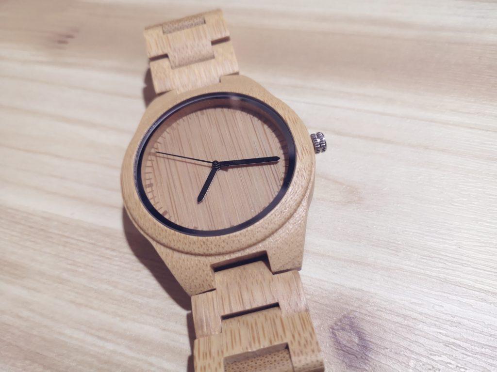 BOBOBIRD腕時計の盤面