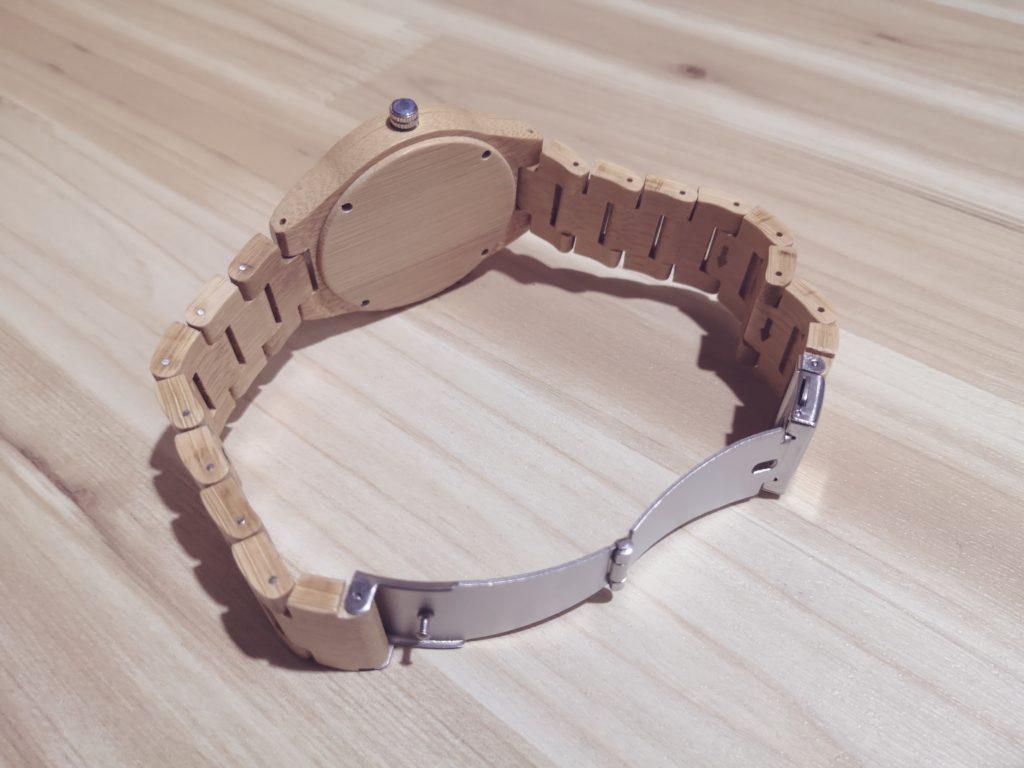 BOBOBIRD腕時計のバックル