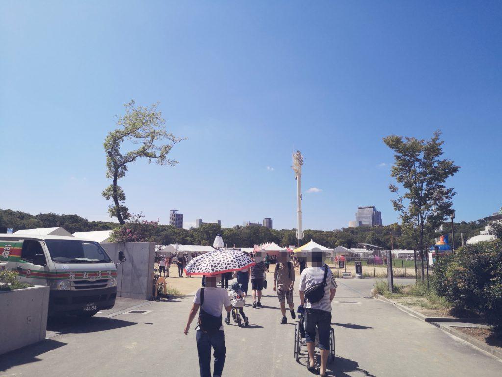 YATAI(屋台)フェス会場入り口