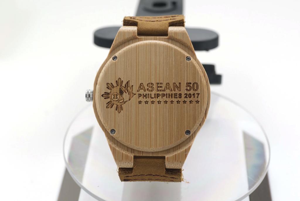 KAWAYANのASEAN50周年モデル