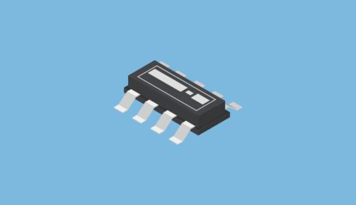 micro:bitで振動を検知してディスプレイ表示させるプログラム