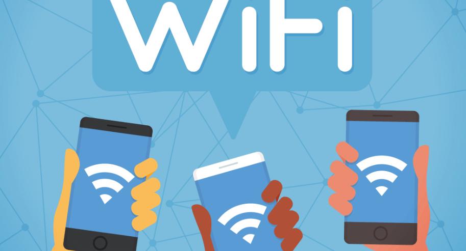 スマートフォンとWifi